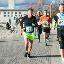 Pärnu Rannajooks - Tarmo Visnapuu (696), Aivo Kallaste (721)