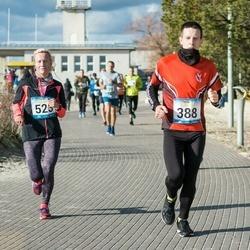 Pärnu Rannajooks - Mikk Prantsen (388), Kaili Toomel (523)