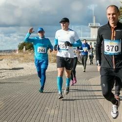 Pärnu Rannajooks - Üllar Gustavson (155), Margo Ailt (244)