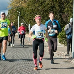 Pärnu Rannajooks - Galina Bernat (133), Mikk Sõmersalu (202), Simmo Rahu (629)