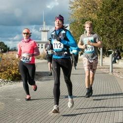 Pärnu Rannajooks - Reelika Kivi (232), Margit Perner (712)