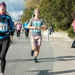 Pärnu Rannajooks - Sten Pihu (519), Margit Perner (712)