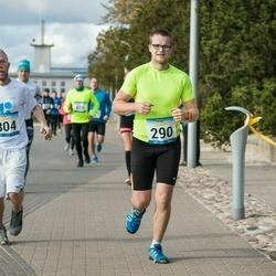 Pärnu Rannajooks - Rannar Jantson (290), Andre Salundi (304)