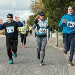 Pärnu Rannajooks - Aimar Välja (376), Kaili Mitt (556), Märt Pilme (587)