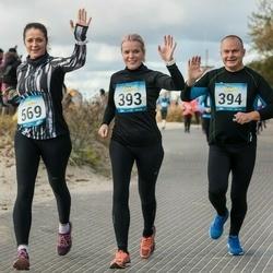 Pärnu Rannajooks - Merje Hansen (393), Jaak Hansen (394), Maiu Müürsepp (569)