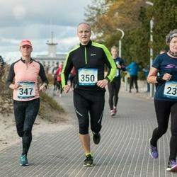 Pärnu Rannajooks - Silvia Saarniit (234), Riin Kiik (347), Tarmo Saar (350)