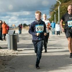 Pärnu Rannajooks - Kristofer Turro (550)
