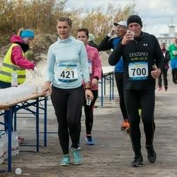 Pärnu Rannajooks - Kadi Kask (421), Valter Mihkels (700)