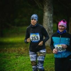 Pärnu Rannajooks - Õnne Lebedev (353), Tiina Tagobert (608)