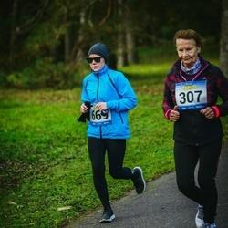 Pärnu Rannajooks - Urve Kaseväli (307), Angela Krantsiveer (669)