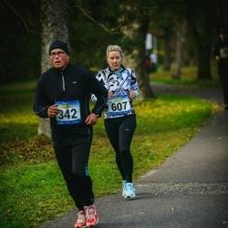 Pärnu Rannajooks - Arne Õismaa (342), Kadri Kruusvee (607)