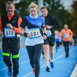 Pärnu Rannajooks - Kristiina Ranne (184), Madis Hein (371)