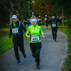 Pärnu Rannajooks - Alari Uusna (317), Kait Arenberg (482)