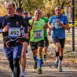 Pärnu Rannajooks - Andre Kaaver (26), Martin Linke (38), Marion Adusoo (492)