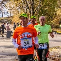 Pärnu Rannajooks - Tõnu Mändma (27), Urmas Ärm (39)