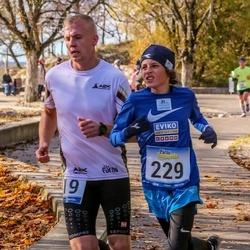 Pärnu Rannajooks - Margus Maiste (19), Alex Ojava (229)