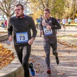 Pärnu Rannajooks - Kaarel Koitne (73), Kaspar Laiv (577)