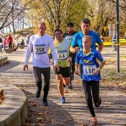 Pärnu Rannajooks - Risto Liitmaa (64), Henri Pärn (110), Urmet Tomson (358)