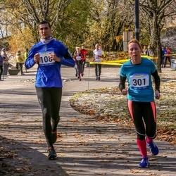 Pärnu Rannajooks - Alo Treial (108), Merike Haugas (301)