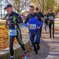 Pärnu Rannajooks - Kalle Rahu (142), Priit Põder (160), Siim Retsnik (253)