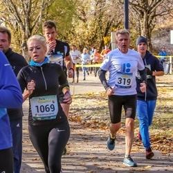 Pärnu Rannajooks - Juhan Paabstel (319), Karina Loi (1069)