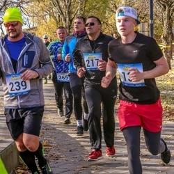 Pärnu Rannajooks - Raigo Puntso (217), Karmo Vunk (239)