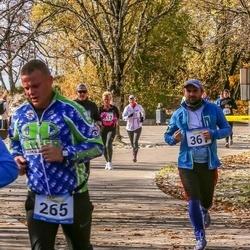 Pärnu Rannajooks - Madis Holzberg (265), Mati Soolo (361)
