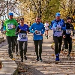 Pärnu Rannajooks - Andres Bester (141), Hillar Nuut (297), Madis Merirand (485), Caroliina Altmäe (520), Peeter Jürgenson (544)