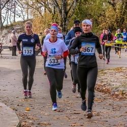 Pärnu Rannajooks - Anette Baum (132), Mari-Liis Kaljur (533)