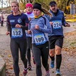 Pärnu Rannajooks - Anette Baum (132), Kristel Teets (199), Andrus Aljas (224)