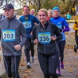 Pärnu Rannajooks - Janno Rebane (203), Anneli Aidla (236), Tiit Runno (367), Kaspar Aus (698)