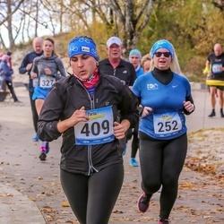 Pärnu Rannajooks - Maarja Gustavson (252), Mari Tasane (409)