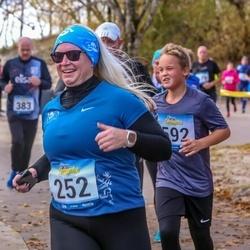 Pärnu Rannajooks - Maarja Gustavson (252), Märt Sõmersalu (592)