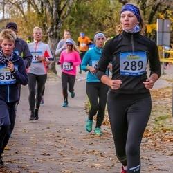 Pärnu Rannajooks - Luize-Ingrid Klimova (289), Kristofer Turro (550)