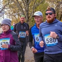 Pärnu Rannajooks - Heiki Reinmann (545), Paula Feldmann (570), Kudres Lääts (580)