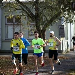 Pärnu Rannajooks - Raido Krimm (8), Margus Maiste (19), Raido Raspel (101)