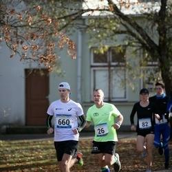 Pärnu Rannajooks - Andre Kaaver (26), Timur Fazõlov (660)