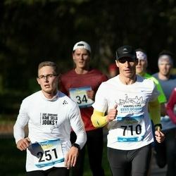 Pärnu Rannajooks - Siim Schvede (251), Eduard Kimask (710)
