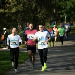 Pärnu Rannajooks - Jaanus Aus (29), Toivo Tinast (36)