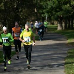 Pärnu Rannajooks - Arnold Schmidt (35), Olev Mitt (72)