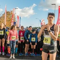 45. Saaremaa kolme päeva jooksu noortejooks - Roberts Aleksis Glazers (6), Hardy Kaska (35), Raimond Parts (86), Maribel Arge (95), Anna Maria Raspel (100), Ragnar Rätsepp (141)