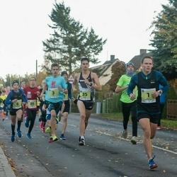 45. Saaremaa kolme päeva jooksu noortejooks - Artis Rožkalns (1), Kert Kask (3), Roberts Aleksis Glazers (6), Hardy Kaska (35), Raimond Parts (86)