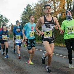 45. Saaremaa kolme päeva jooksu noortejooks - Kert Kask (3), Oliver Grauen (4), Hardy Kaska (35), Ragnar Rätsepp (141)