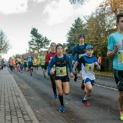 45. Saaremaa kolme päeva jooksu noortejooks - Oliver Grauen (4), Roberts Aleksis Glazers (6)