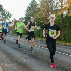 45. Saaremaa kolme päeva jooksu noortejooks - Andreas Hantson (10), Õnnely Rahu (73), Ehard Kuusk (107), Karl Lember (148)