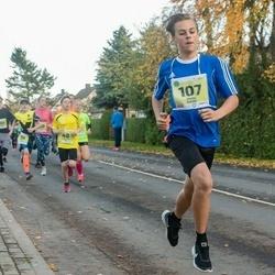 45. Saaremaa kolme päeva jooksu noortejooks - Henrik Johan Kitt (48), Karl Vilson (59), Anna Maria Raspel (100), Ehard Kuusk (107), Rasmus Hummal (108)