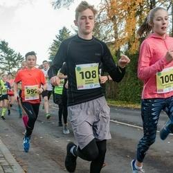 45. Saaremaa kolme päeva jooksu noortejooks - Anna Maria Raspel (100), Rasmus Hummal (108), Alar Reiljan (116), Rasmus Tibar (999)
