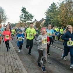 45. Saaremaa kolme päeva jooksu noortejooks - Keira Kajari (69), Ranno Kannel (74), Miron Nikolajev (166), Karel Mahla (183), Edward Mihkel Oll (194), Tristan Talts (212)
