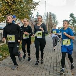 45. Saaremaa kolme päeva jooksu noortejooks - Mattias Oll (79), Harald Parts (87), Liisa Tõll (129), Katriin Aksalu (130), Käti Saar (177)