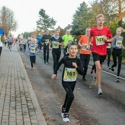 45. Saaremaa kolme päeva jooksu noortejooks - Felix Pajo (137), Kaur Kütt (152), Katariina Kütt (154), Magnus Pall (161), Henri Hunt (190), Jarko Utrila (213), Liisi Kangro (394), Anna Malena Kuris (420)